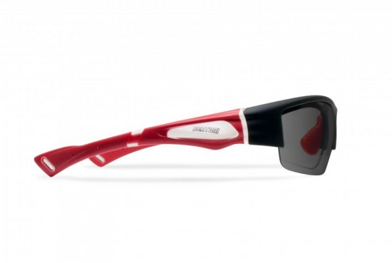 Bertoni Photochromic Polarized Sunglasses for Men Women Cycling Running Driving Fishing Golf Baseball Glasses –  P1001FTB by Bertoni Italy